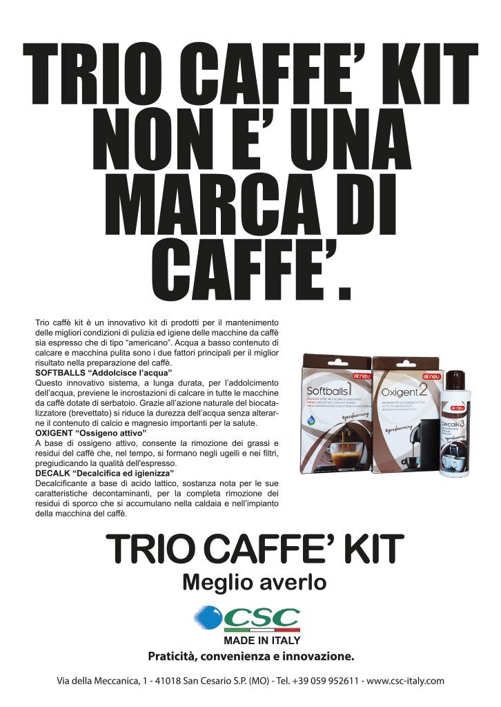 Trio Caffè Kit